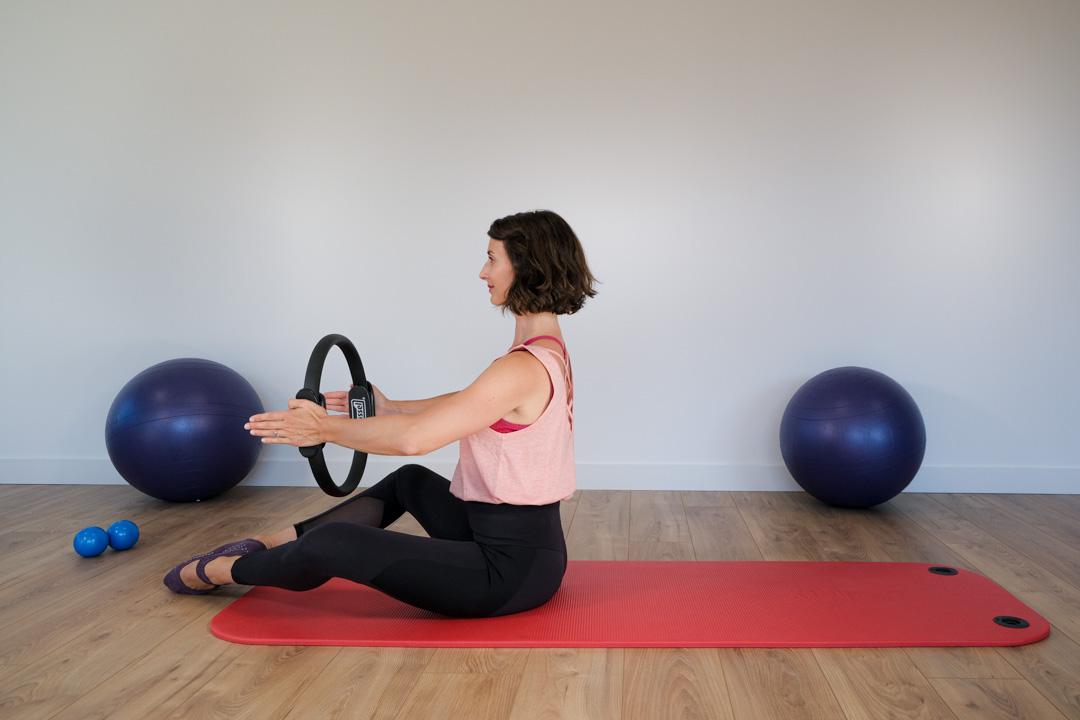Cours Pilates sur tapis Hyères